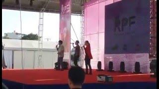[Live cover] THE HERO (Onepunch man OP) - Aki ft. Midou ft. Cá Sấu (Megane team)