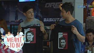 Meant to Be: Mga t-shirts ni Master Batz