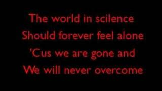 Tokio Hotel - Love Is Dead (lyrics)