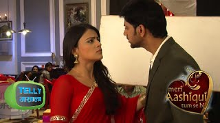 Ranveer Ishani Fight in Front of Their Family in Meri Aashiqui Tumse Hi | Colors width=