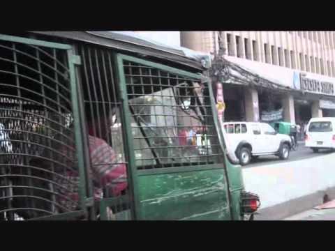 City Tour in One Minute: Dhaka, Bangladesh