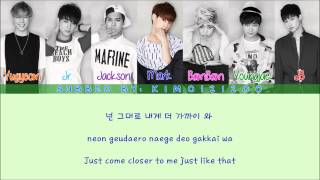 GOT7 - Forever Young [Hangul/Romanization/English] Color & Picture Coded HD