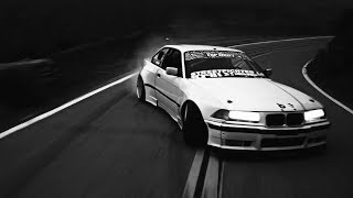 Brennan Savage - Look At Me Now / BMW E36 Mountain Drifting