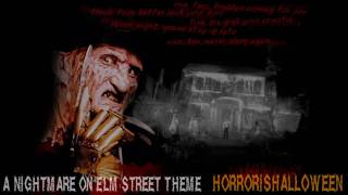 A Nightmare on Elm Street(1984) Theme width=
