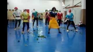 blancanieves y los 7 enanitos- 2º cafd umu 2012/2013 (expresion corporal y danza).mp4