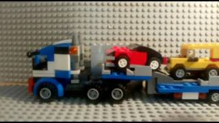 Lego Car Transporter 31033