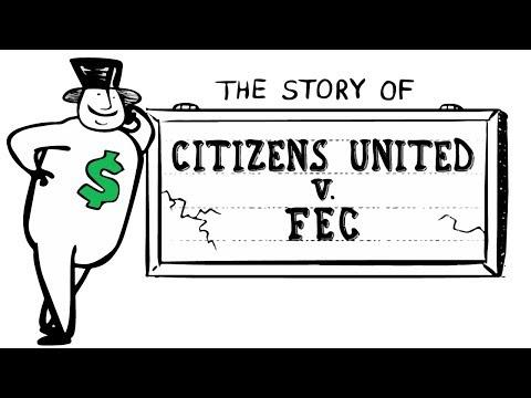 The Story of Citizens United v. FEC (2011)