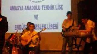 Grup RepLikos SOlist Fatih Cengiz MErdo