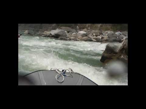 White Water Rafting In Karnali River Nepal