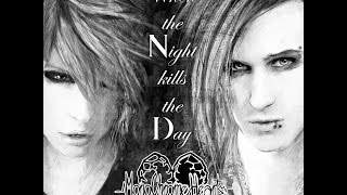 MONOCHROME HEARTS: When the nights kills the day (Lyrics)