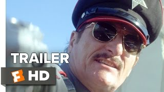 Officer Downe Official Trailer 1 (2016) -  Kim Coates Movie