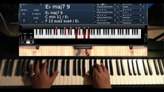 Hey Now (by Carl Thomas) - Piano Tutorial for Youtube