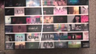 Unboxing 'Perfume Clips' LE Blu-ray
