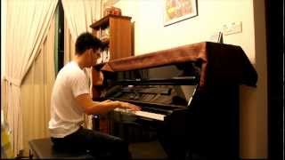 Scandal Of Grace - Hillsong (Piano Cover)