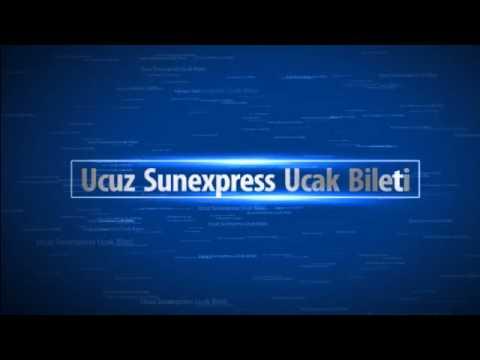 Ucuz Sunexpress Uçak Biletleri, Online Uçak Bileti AL, OnlineALL.Net