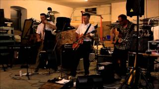 Marvelous Martin & The Alley Kings - Gasoline contaminated Barbecue (14.07.2012 - LIVE @ Ölkam)