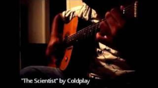 Parachutes by Coldplay (COVER)