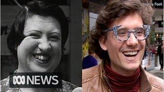 Do Australians have bad accents? 1961 v 2019 | RetroFocus