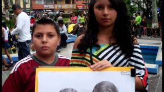 Copia de retratos en vivo Mérida, Venezuela
