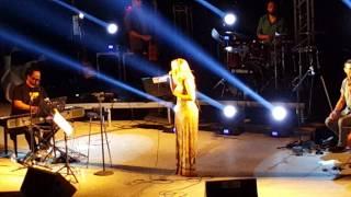 Νατάσα Μποφίλιου-Μέχρι το τέλος live@Κηποθέατρο Αλκαζάρ Λάρισα
