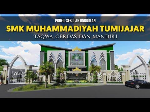 Profil SMK Muhammadiyah Tumijajar 2018/2019