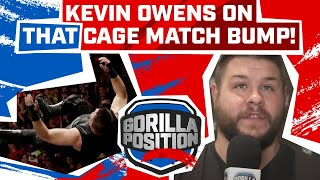 Kevin Owens interview: On SummerSlam, ROH/MSG, Sami Zayn & THAT cage match moment width=
