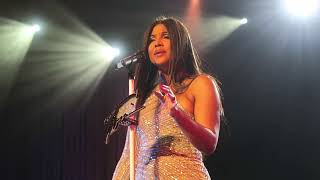 """Toni Braxton """"Long as I live Tour"""" Rancho Mirage CA """"Love Shoulda Brought You Home"""""""