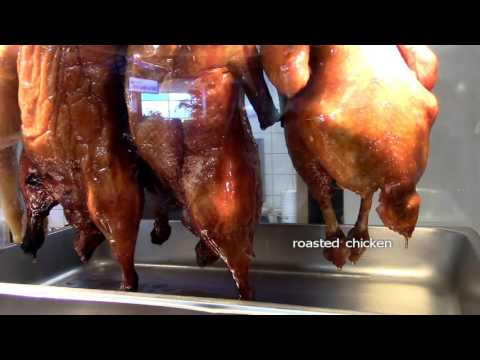 Aberdeen Mall's Asian Food Court, Richmond,( Vancouver)B C  Canada ( FULL CLIPS )