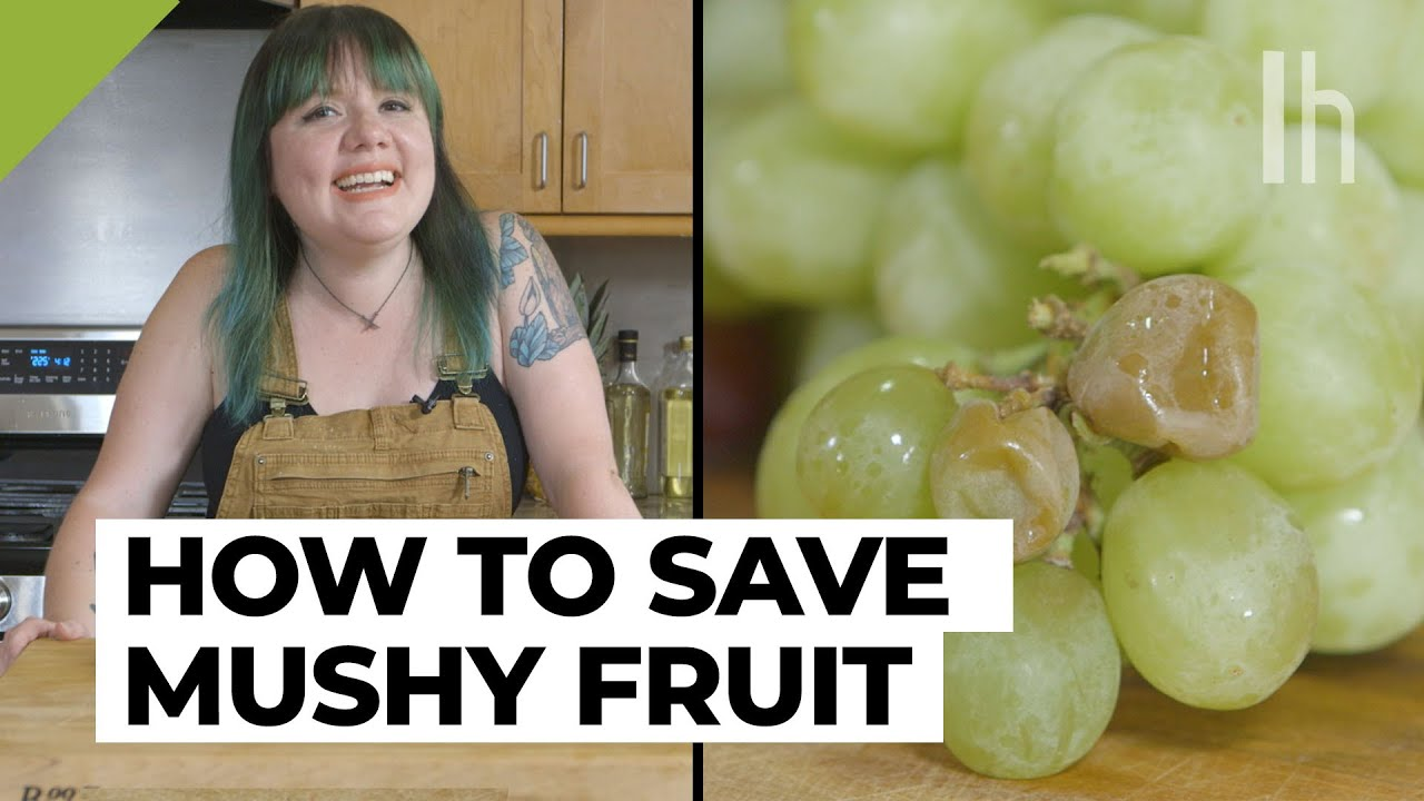 Turn Overripe Grapes Into A Fruit Spread That's Perfect For A Cheese Plate