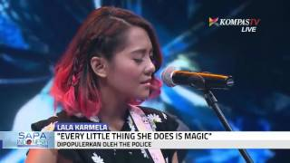 Lala Karmela - Every Little Thing She Does Is Magic (The Police Cover)