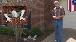 社區屋主協會不讓住戶擺「殭屍」