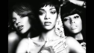 Beyonce Rihanna & Nicki Minaj. Holy Trinity. 2015.