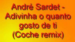 André Sardet - Adivinha o quanto gosto de ti (Coche remix)