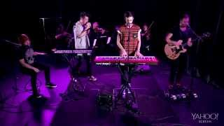 BASTILLE // The Draw (Yahoo Strings Session)
