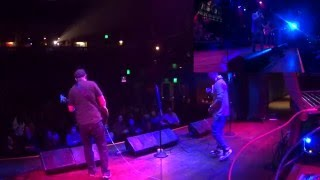 The 4th Letter Live HipHop Band-HOB Fork In The Road Live