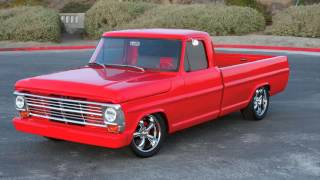 1967 ford pick up truck