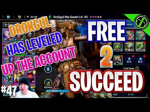 I Am LOVING Drokgul!! | Free 2 Succeed - EPISODE 47