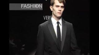VERRI Fall Winter 2005 Menswear Milan - Fashion Channel