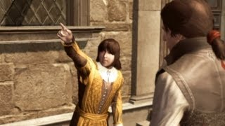Ezio's Fat Imbecile Brother Wants Some Feathers: Petruccio's Secret (Assassin's Creed 2)