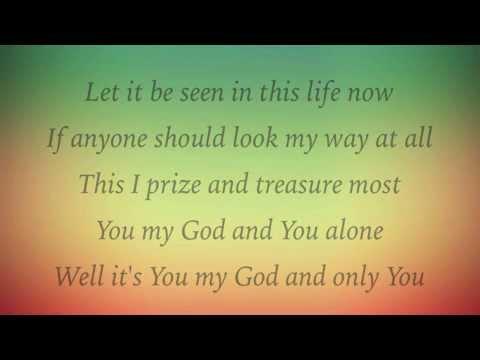 matt-redman-one-name-alone-with-lyrics-gary-mcduffee