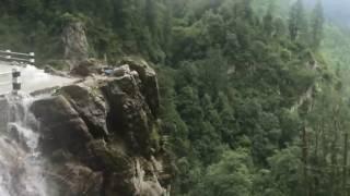 Dangerous Waterfall and Road Of Nepal : A Mero Hajur 2, Movie Location