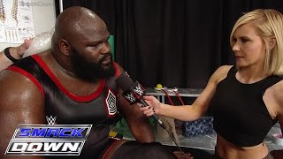 Roman Reigns passes Mark Henry's test: SmackDown, March 12, 2015