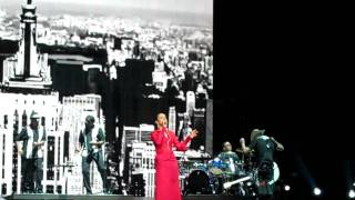 "Sade short clip from ""Cherish the Day"" Live at Cricket Ampitheater San Diego"