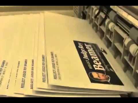 Dijital Zarf Baskı Makinesi