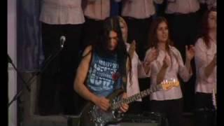 Marcos Brunet & David Quinlan   Voy a seguis a Jesus reggae