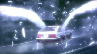 Initial D Fifth Stage -  AE86 White Wings