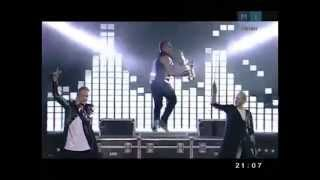Epic Sax Guy !!! New sax solo Eurovision - Moldova 2015