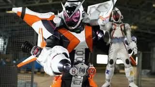 Kamen Rider Zi-o Fourze armor Sound Henshin