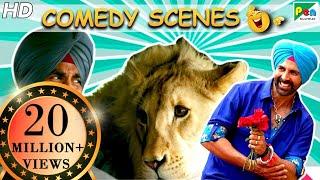 Singh Is Bliing Best Of Comedy Scenes | Akshay Kumar, Amy Jackson, Lara Dutta | HD