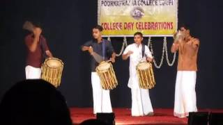 Awesome Chande Performance at PPC Auditorium. Catch the Thumps of beats and enjoy.